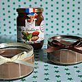 Pots de crème à la pâte à tartiner - avec ou sans cookeo