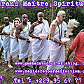 Le Grand Maître Spirituel Marabout GAMBADA DJOGBE