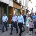 Dans les rues de Bergerac