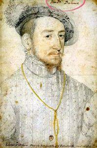 le duc d'Orléans sur un dessin de la BnF