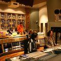 Le studio, orchestration de l'enregistrement par Aurélie