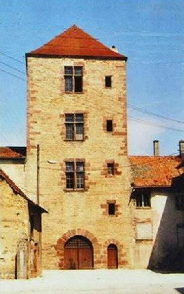 CPM Héricourt Château
