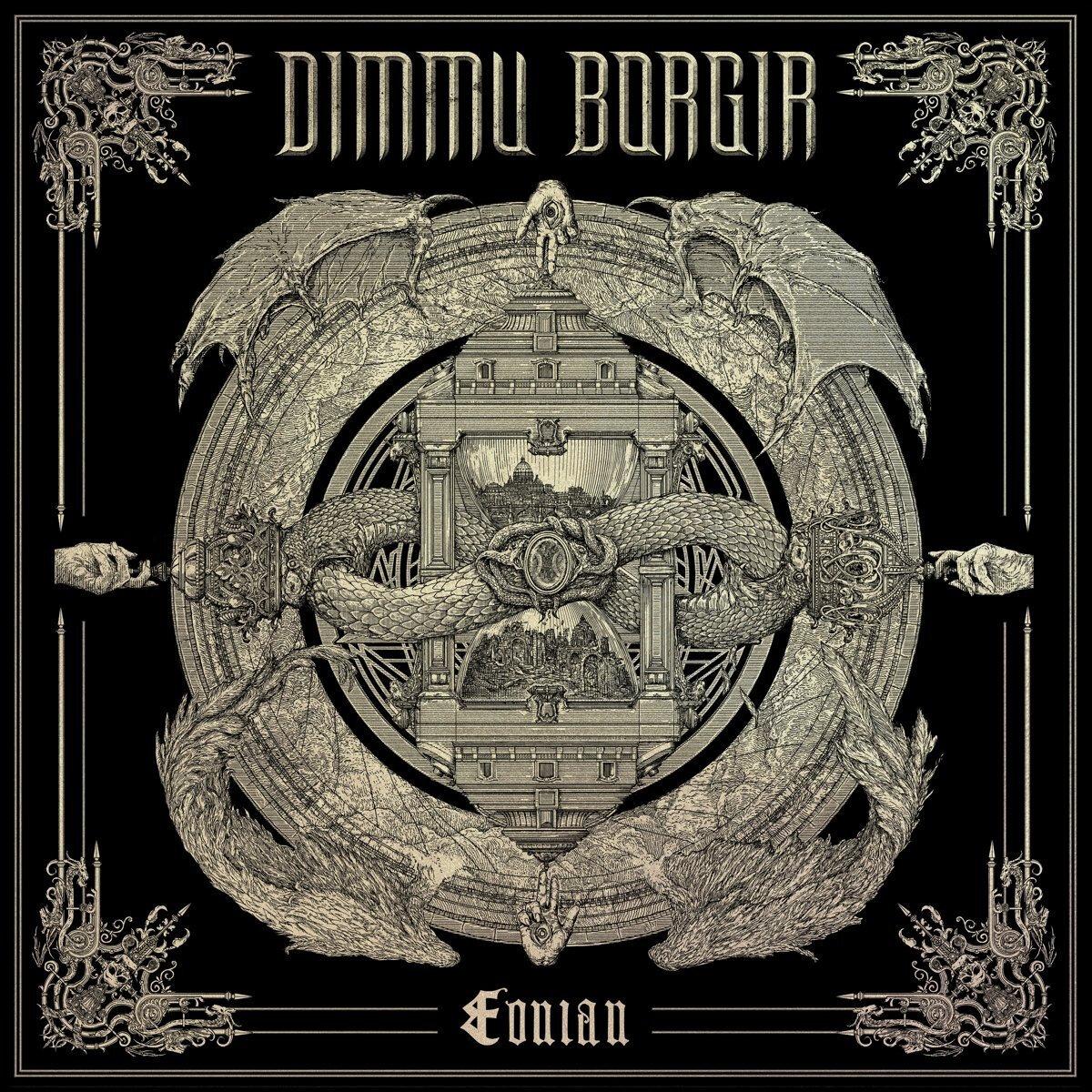 """DIMMU BORGIR: """"EONIAN"""": leur neuvième album"""