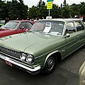 Rambler classic 770 4door sedan-1966
