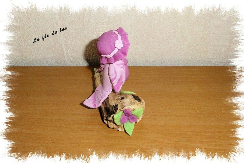 Oiseau violet 3