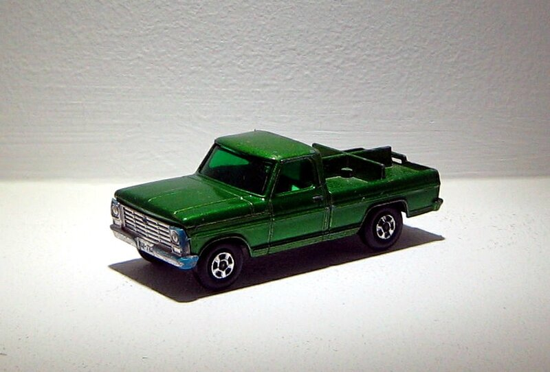 Ford kennel truck (ref 50)(Matchbox)