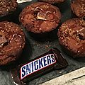 Biscuits snickers