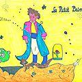 Le Petit Prince, par Thomas S. 6ème C.