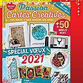 Passion cartes créatives hors série n°14