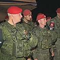 La russie envoie un bataillon supplémentaire de police militaire en syrie