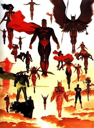 Urban Comics : Kingdom Come