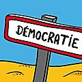 la démocratie en france est-elle un danger ?