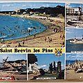 St Brévin les pins (datée 1986)