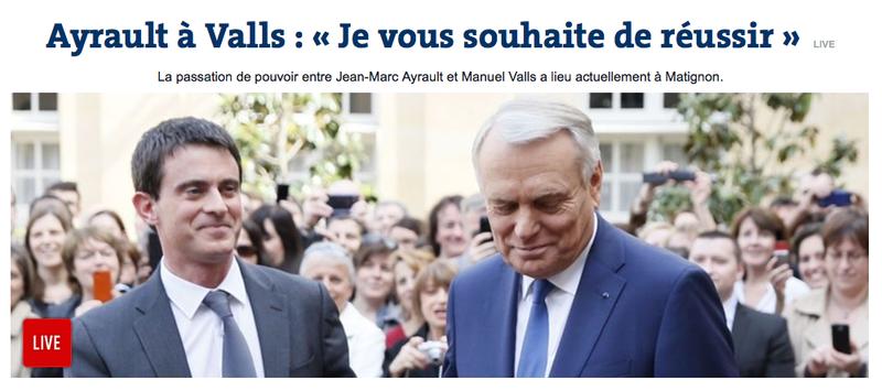 Valls & Ayrault