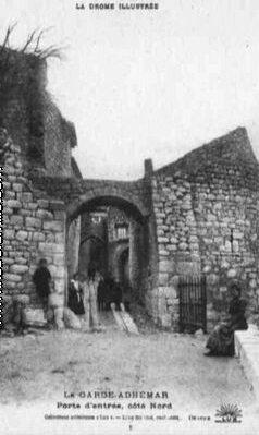 La Garde Adhémar (1)