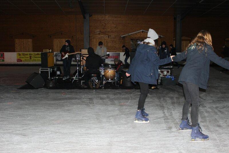Red Forest Faut ça chauffe Coutances 2015 CDLN concert