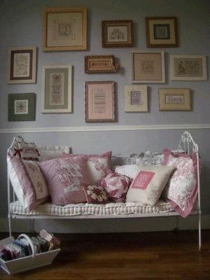 stitching room