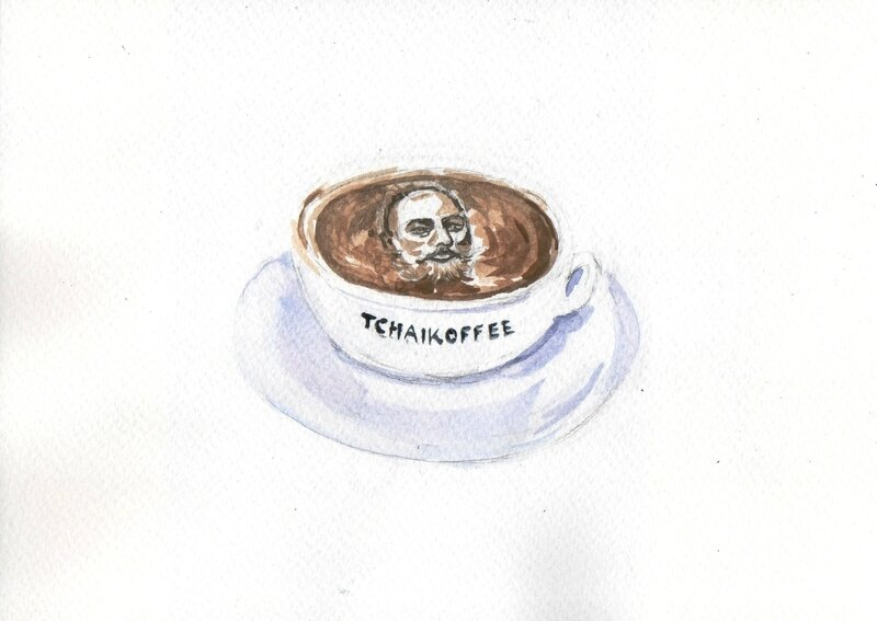 15 Tchaikoffee