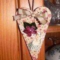 Coeur cartonné