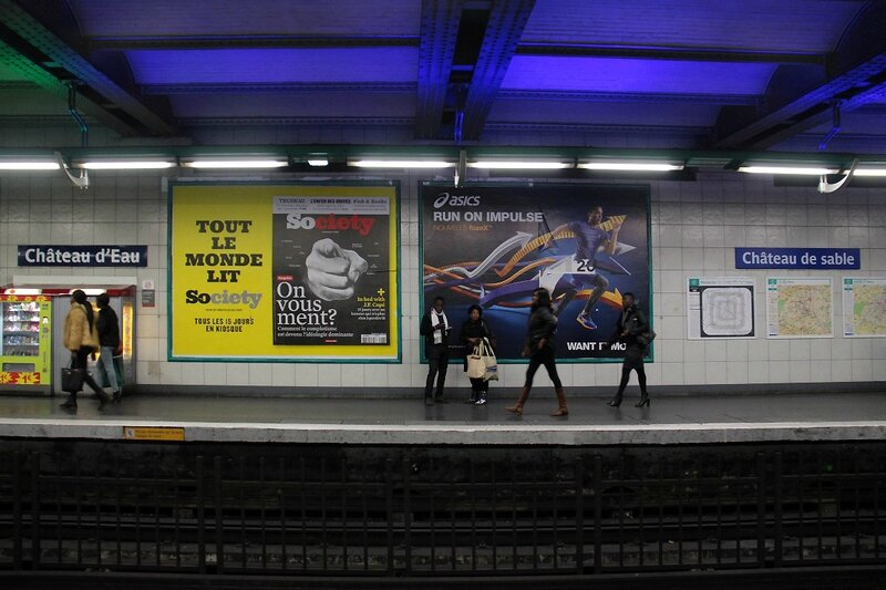 13-Métro - Station détournée 1er avril_9654