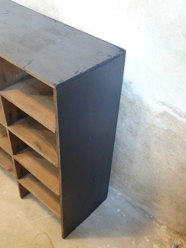 meuble a caisers d'atelier profil
