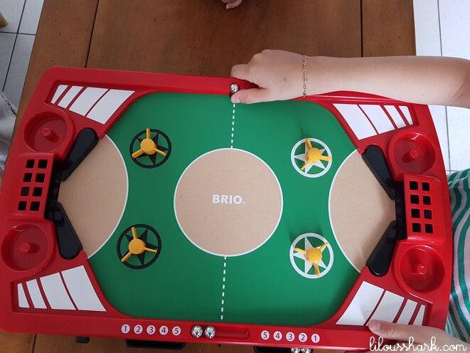 pinball challenge brio 10