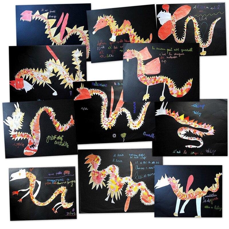 Dragons à La Graverie1