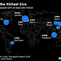 Where the Richest LIve, 2019