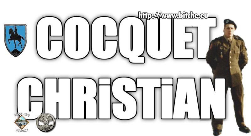 0 COCQUET CHRiSTiAN 82
