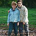 Une année à la ferme # 218 - octobre 2013