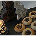 En préparant noël : mini christmas pie