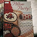 PILLOW PARTY