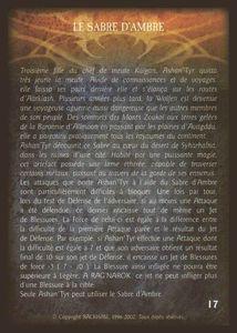 Ashan'Tyr - le_sabre_d_ambre (artefact)