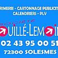 009 Logo Fouillé Lemoine