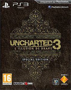 uncharted 3 edition spéciale