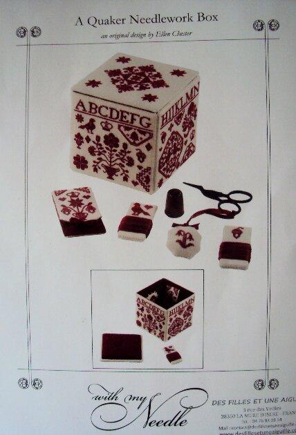 Needlework Box0