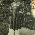 L'empereur d'annam en costume de ville