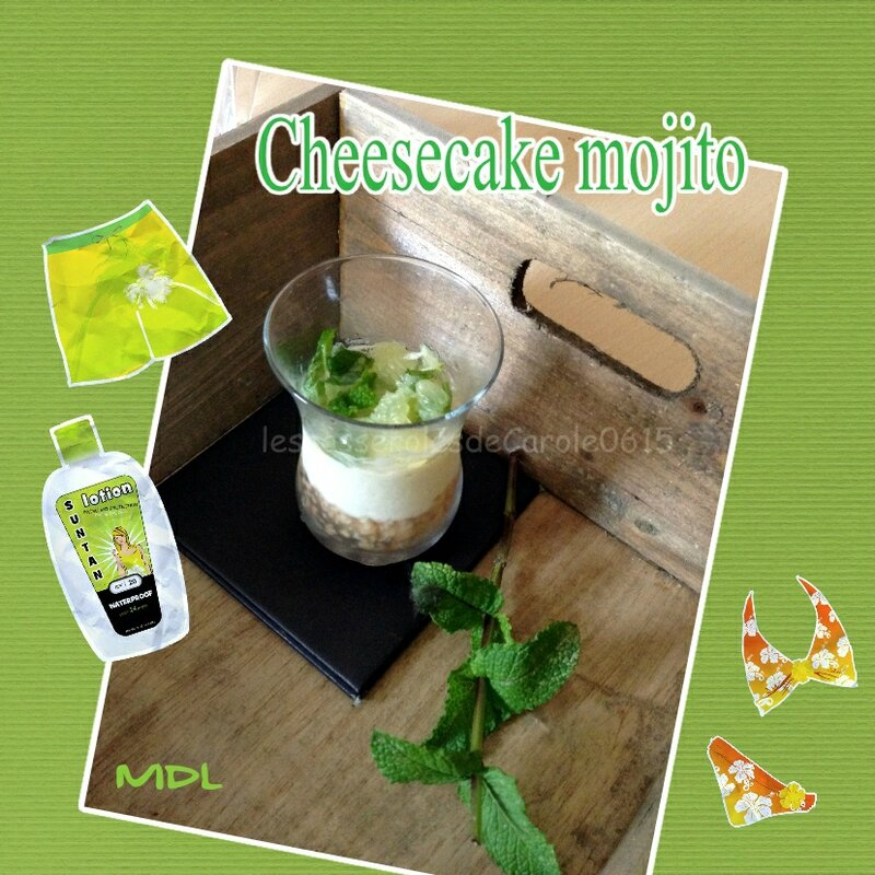 cheesecake mojito MDL (Scrap)