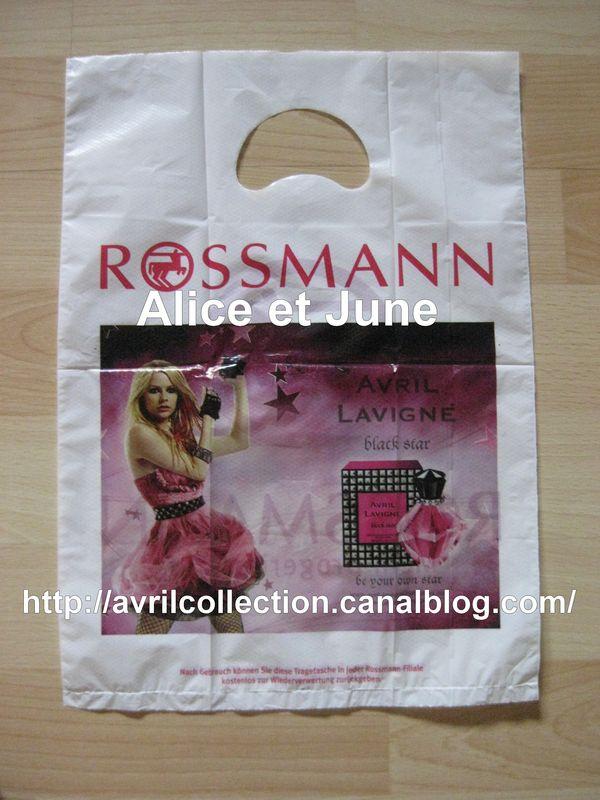Black Star Product - Sac Plastique Promotionnel