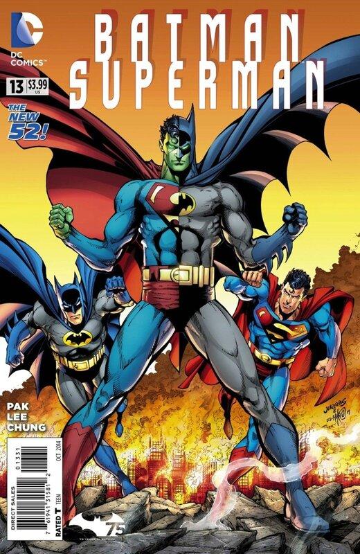 batman superman jurgens variant