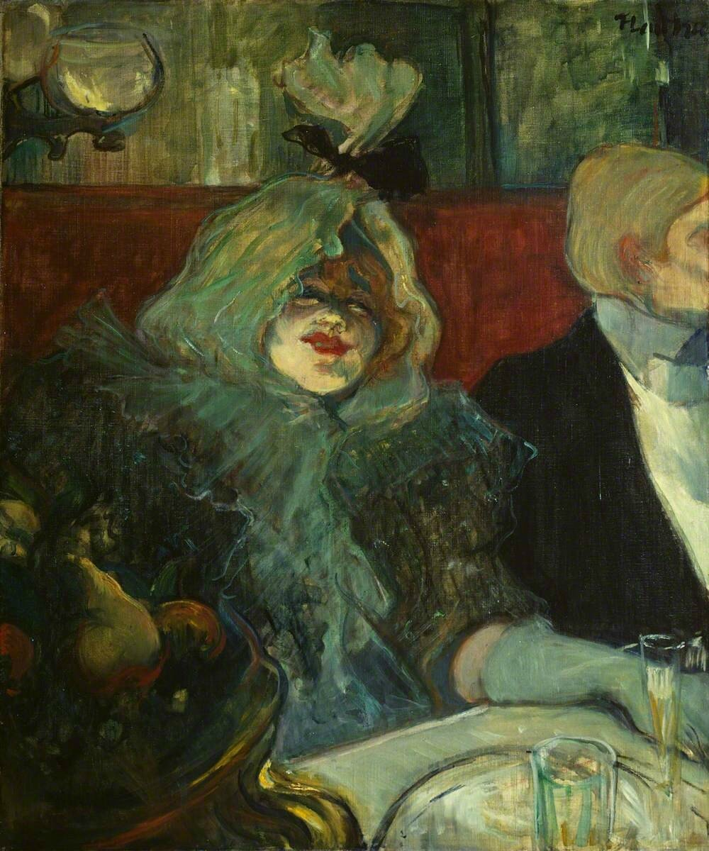 Beatrice D Avignon Avis first exhibition devoted to comparing picasso and lautrec