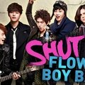 Shut up ! flower boy band