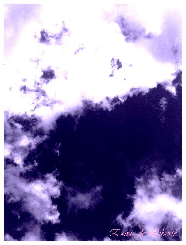 Mon ciel est bleu