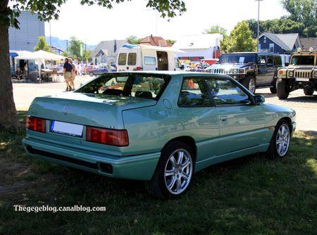 Maserati ghibli II (2220ex)(1992-1997)(RegioMotoClassica 2011) 02