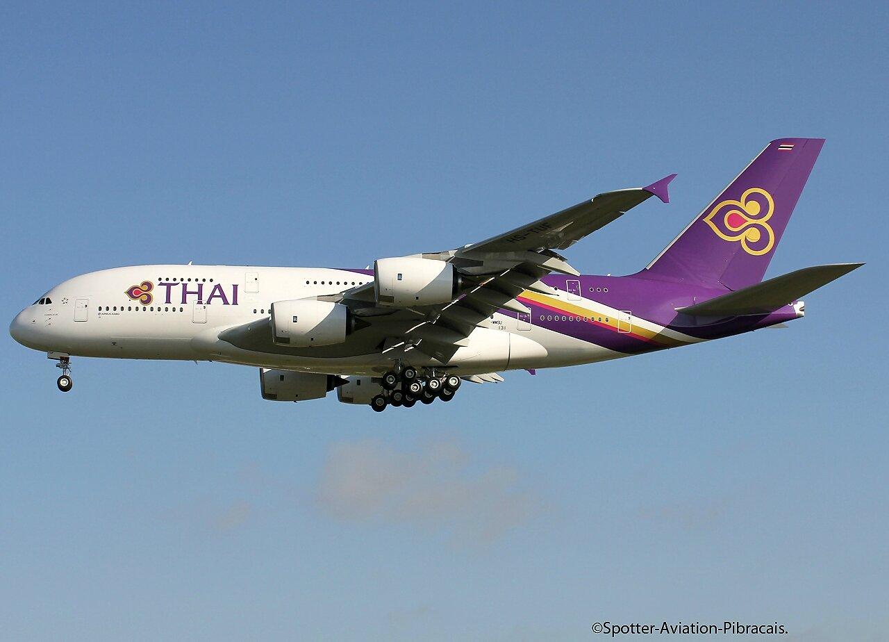 Thai International Airways