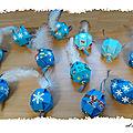 ART 2018 12 boule de Noel eleves