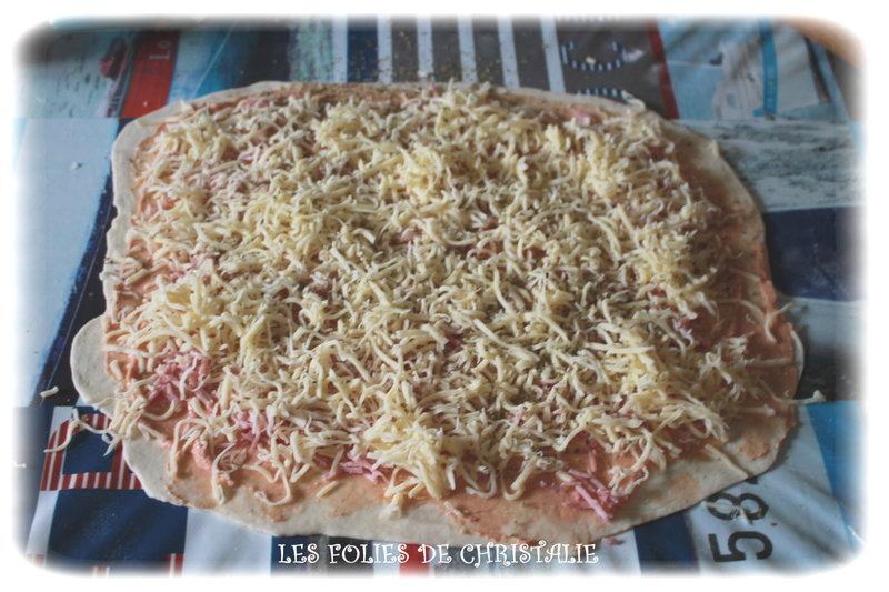 Pizza rolls courgette 8