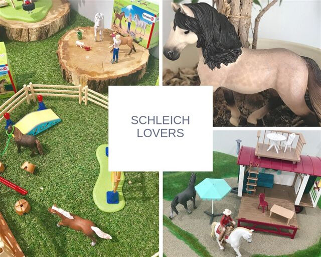 Schleich lovers ©Kid Friendly