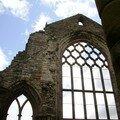 Edinburgh, ruines de Holyrood Abbey
