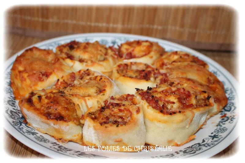 Pizza rolls 9